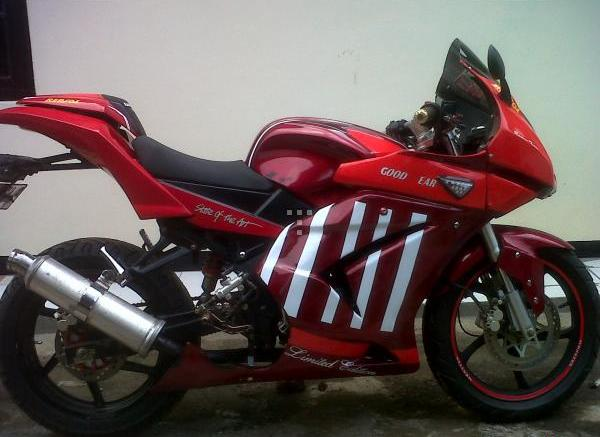 Download Modifikasi Motor Minerva - MotorCyclees.com
