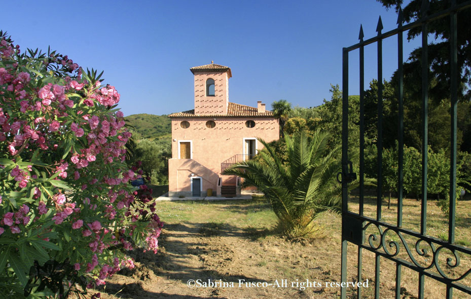 Italian Country Home For Sale