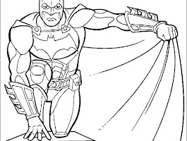 Free Martial Arts Coloring Pages