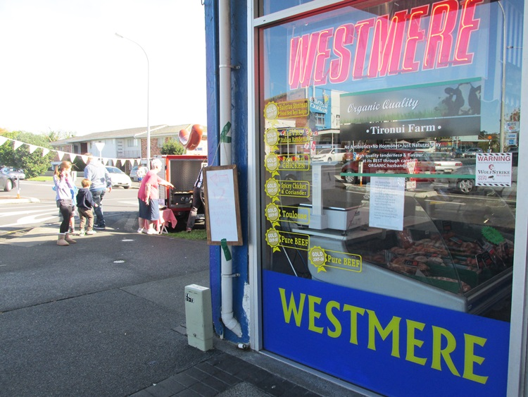 Westmere Butchery has the best sausages