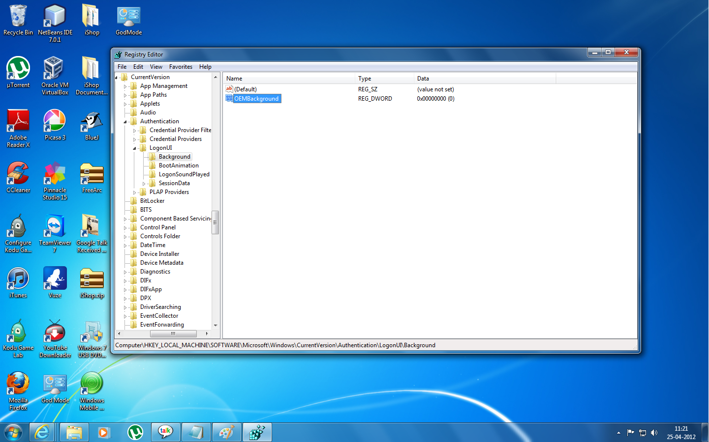 how to get double screen on windows 7