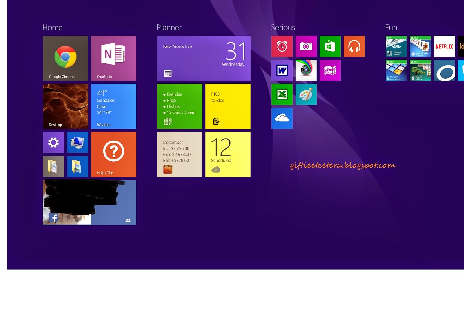 Giftie etcetera surface pro 3 and onenote tips to use onenote and