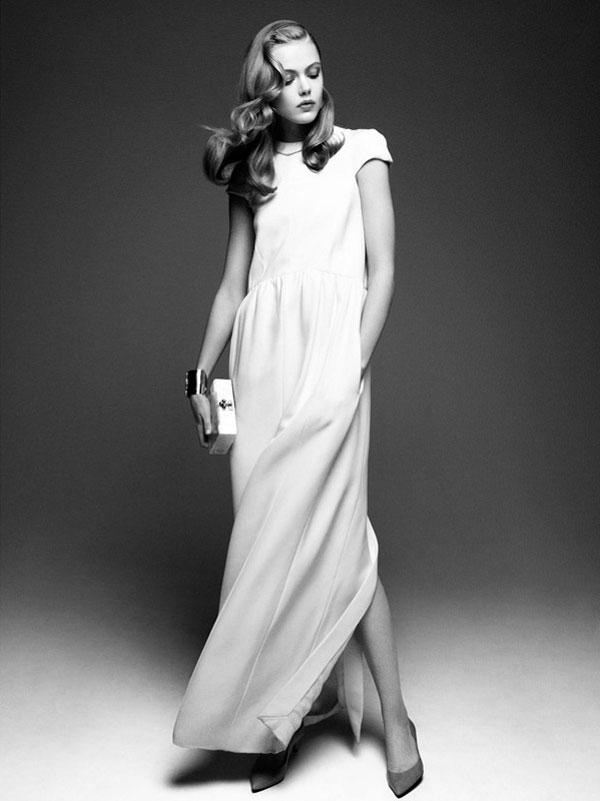 Frida Gustavsson by Victor Demarchelier Seen On www.coolpicturegallery.us