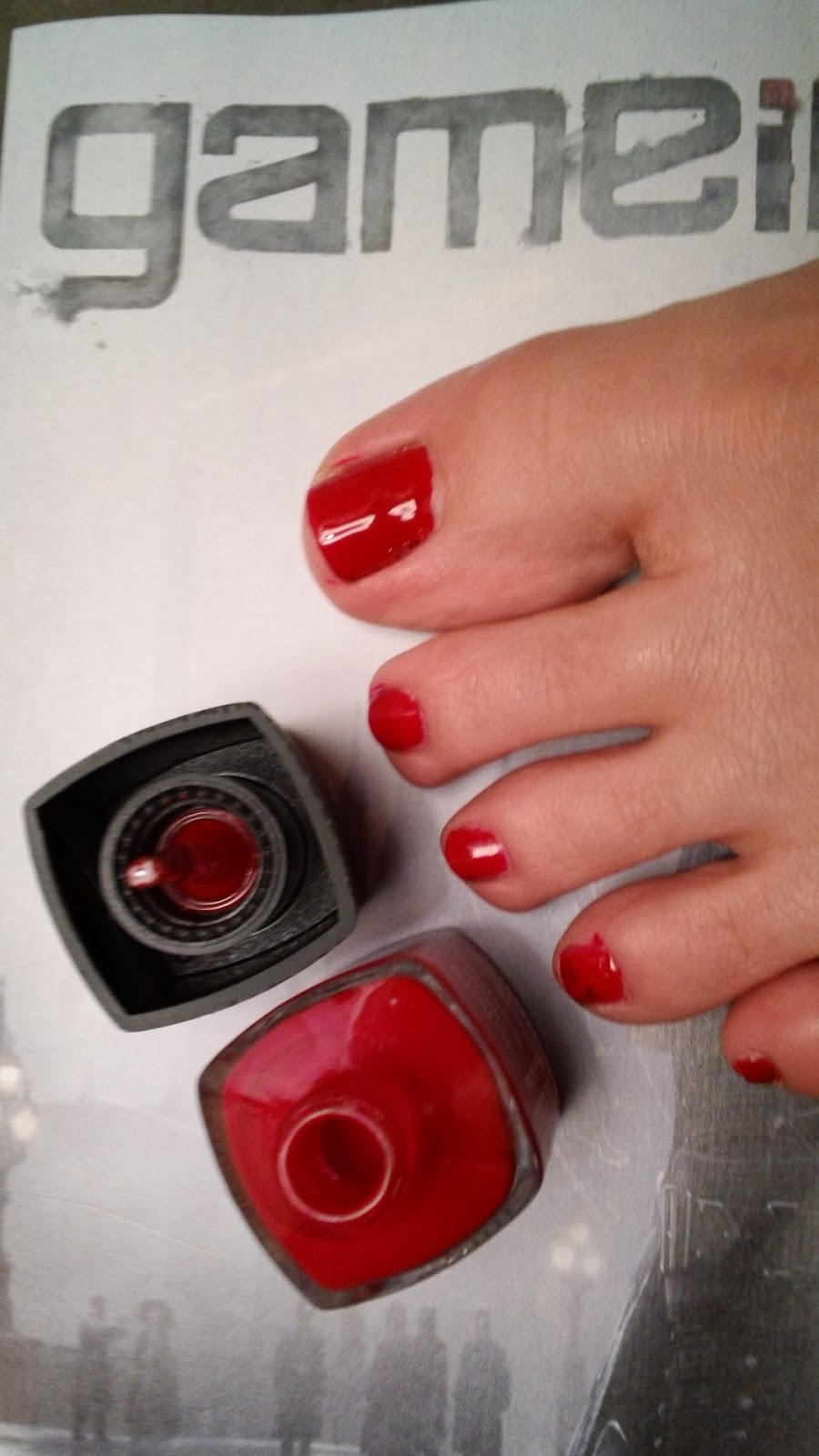 Makeup University Inc: Dr\'s Remedy Enriched Nail Polish in Remedy Red