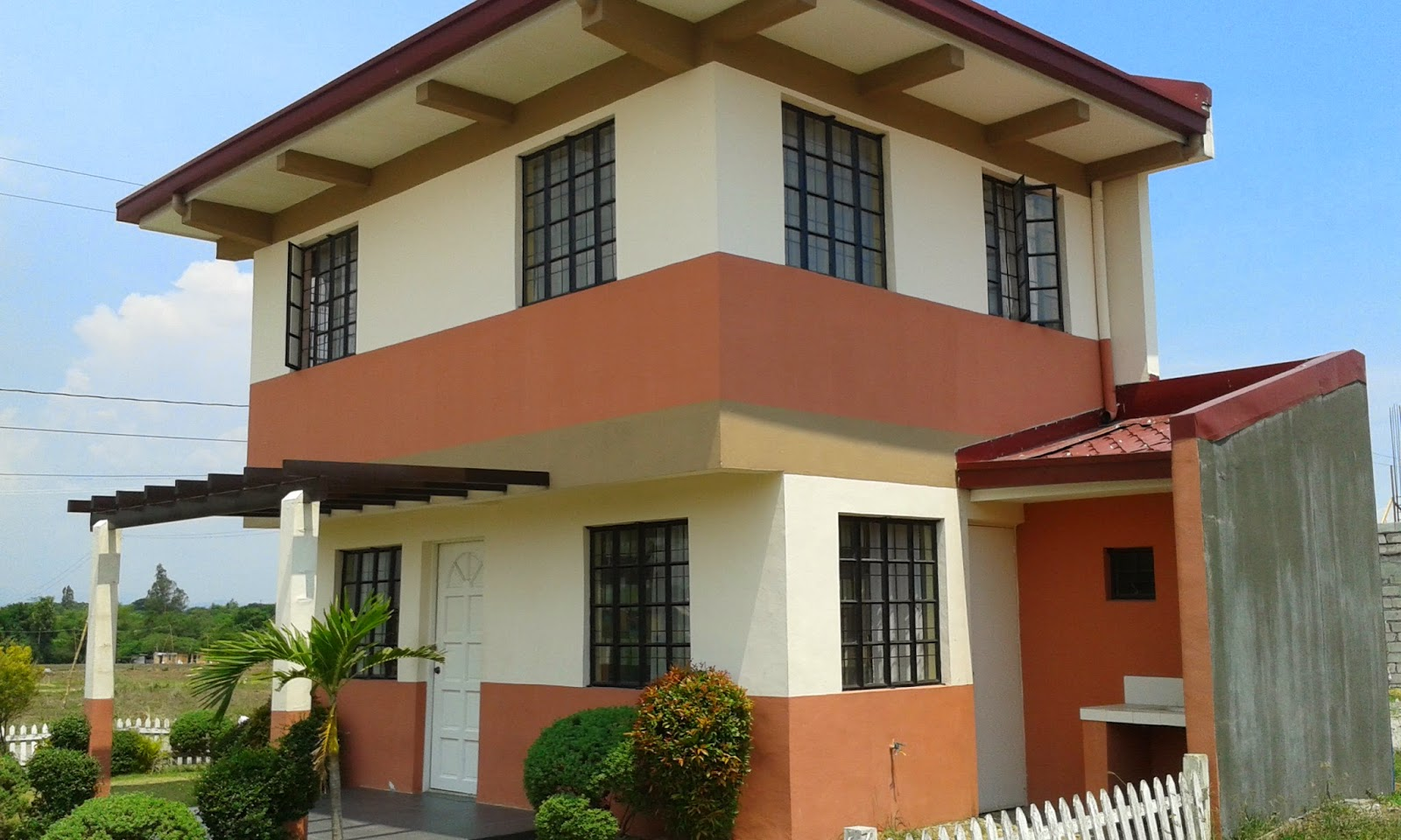 Bulacan homes affordable house and lot sta maria bulacan for How to build a model pueblo house