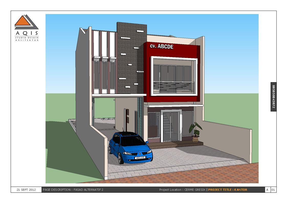 Desain Interior Apartemen Studio Jakarta