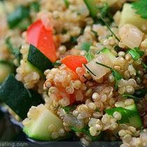 Ensalada de Quinoa y Oliva Premium