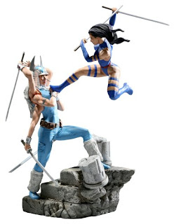 Spiral (Marvel Comics) Character Review - Statue Product
