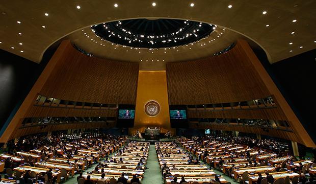 Η προδοσία συνεχίζεται.. ΔΕΝ ψηφίσαμε στην Γενική Συνέλευση του ΟΗΕ υπέρ της αναδιάρθρωσης των κρατικών χρεών! Προτιμήσαμε ουδέτερη στάση!!!