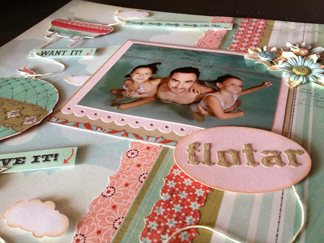 Scrap Layout Flotar detalle