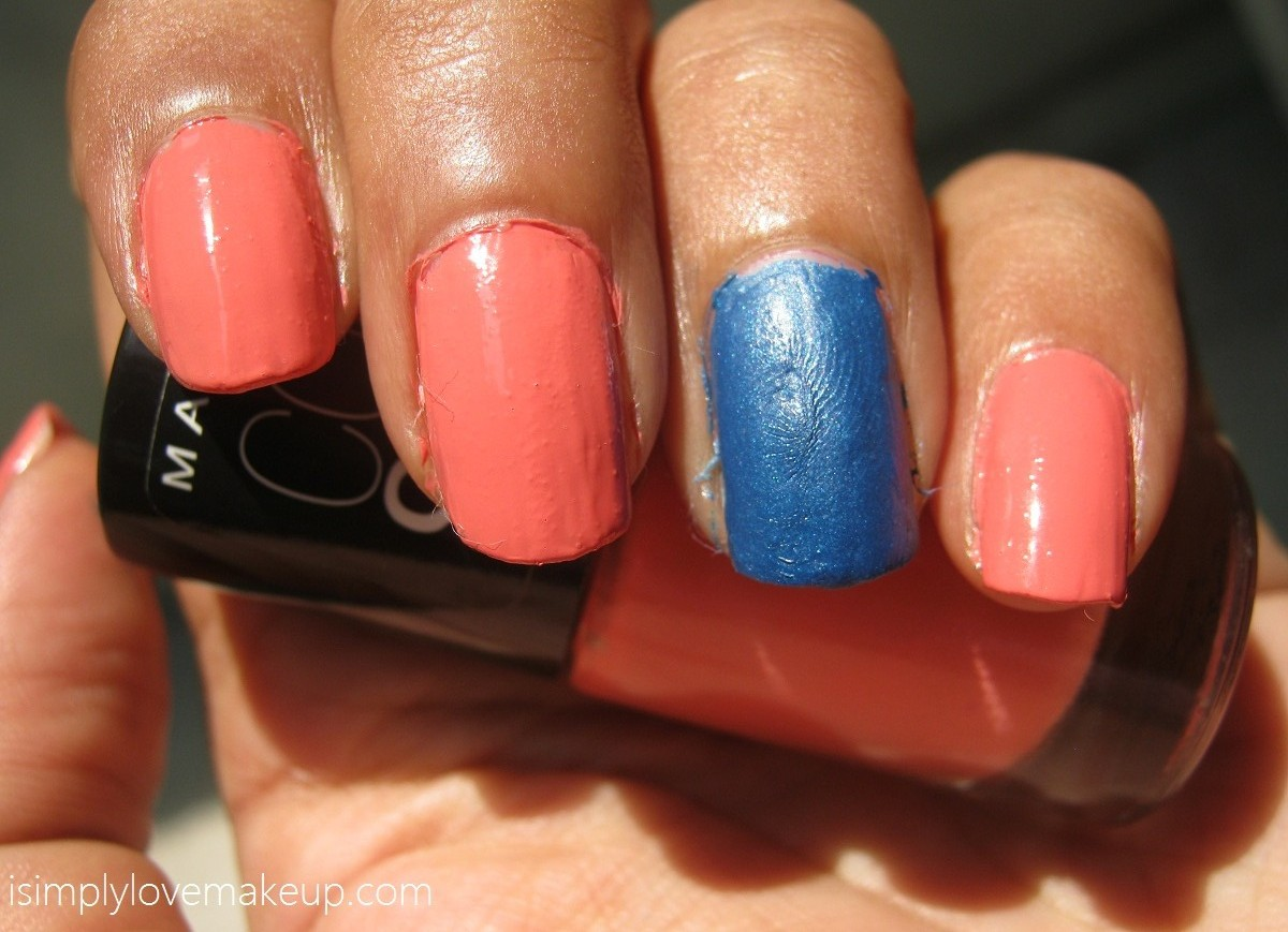 Maybelline Color Show Nail Paint in Coral Craze