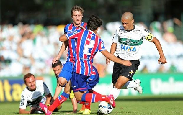 O rebaixamento do Bahia no Campeonato Brasileiro 2014