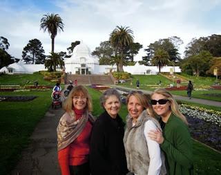 Lisa Decker, Stacy Mullikin, Marla Gentry, mother