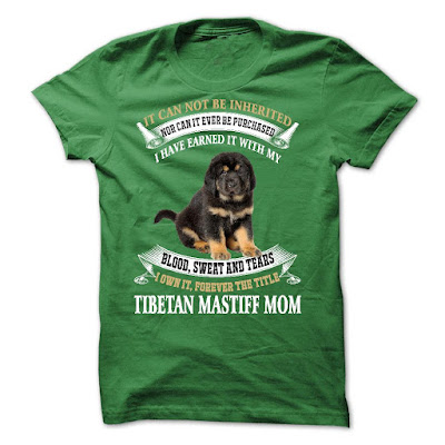 Who Love Tibetan Mastiff Shirts