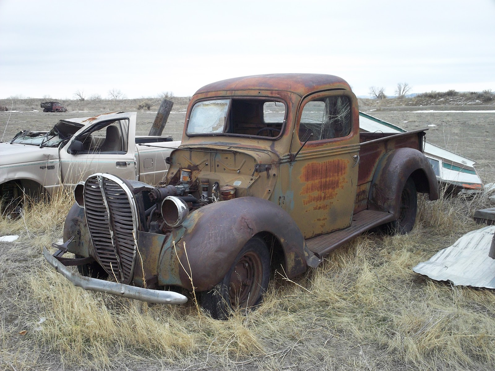 Reel Rods Inc.: For Sale 1938 Ford half ton pickup