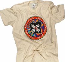Kiss crew shirt