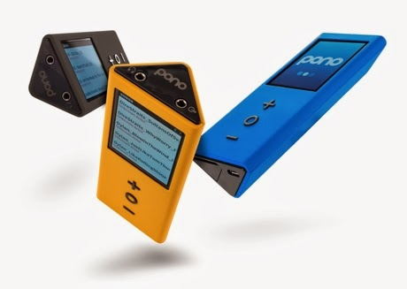 Pono Music players image