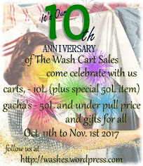 The Wash Cart Sale - Anniversary Round