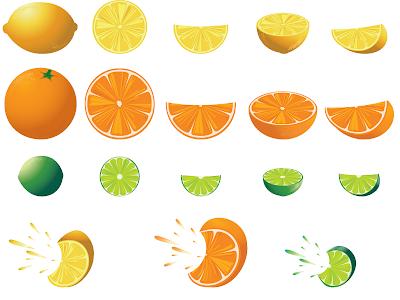 Citrus Fruits.eps