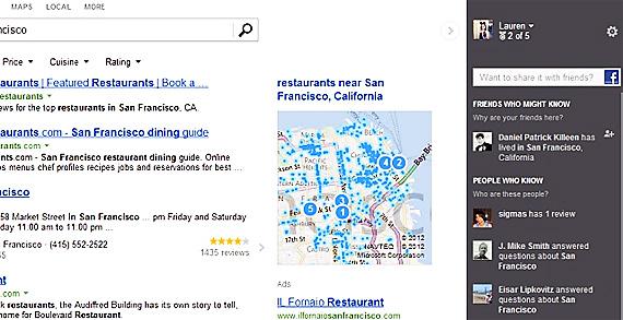 Utilizatorii Bing vor vedea articole din Quora intoarse la interogarile de pe motorul de cautare