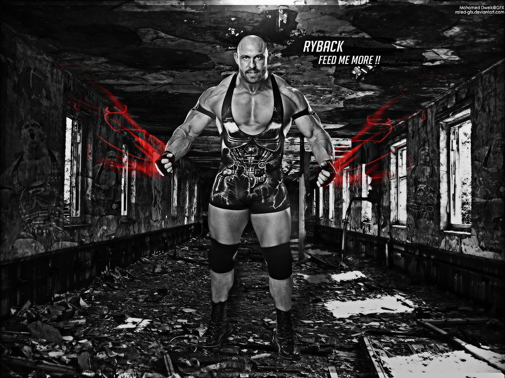 in a box with me: WWE Ryback New HD Wallpapers
