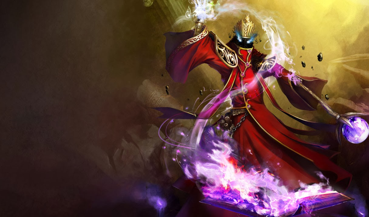 Karthus League of Legends Wallpaper