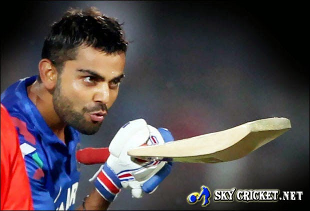 Virat Kohli will lead India in Australia Test tour