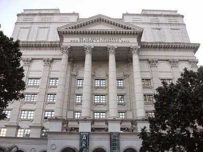 DLSU Entrance Exam DCAT Results AY 2015-2016 release in December 2014
