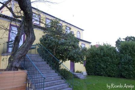 A poesia dos sentidos vila nova de famalic o - Casa camilo santiago ...