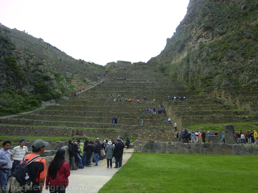 Complejo Arqueológico Ollantaytambo