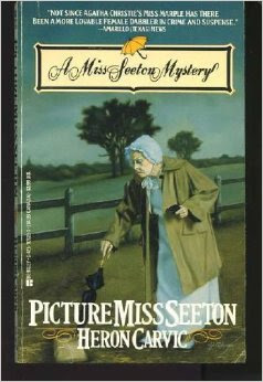 Picture Miss Seeton is a light, quick mystery.