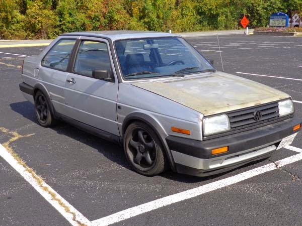 1990 VW Jetta GL Coupe - Buy Classic Volks
