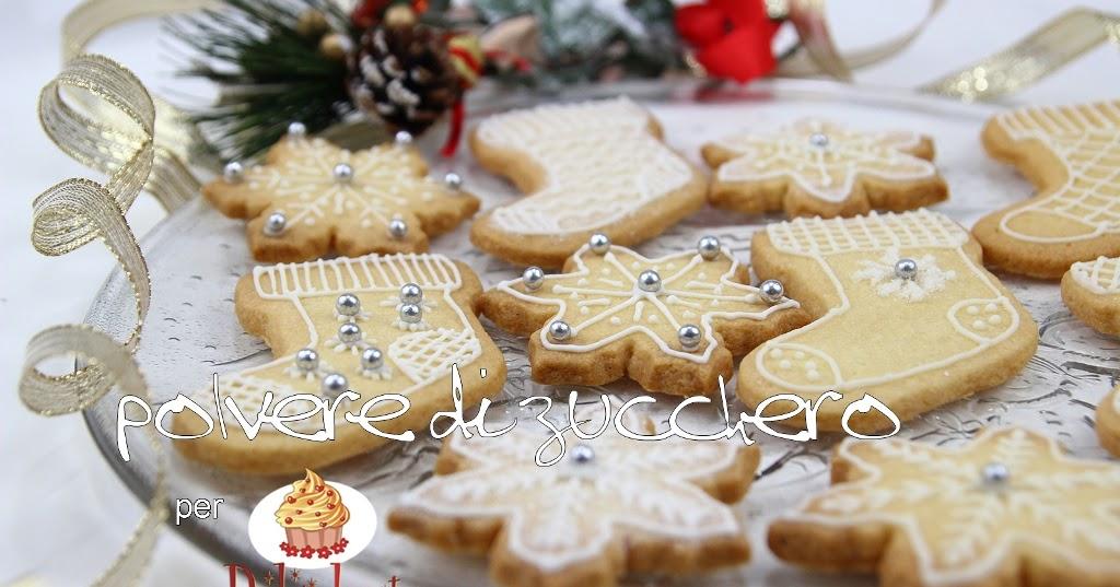 Le ricette delle feste: tutorial Biscotti di frolla e ...