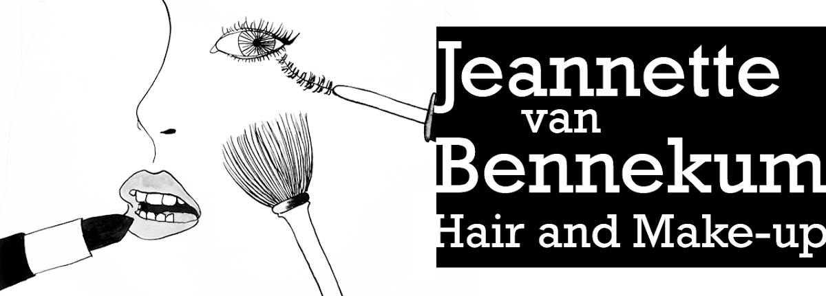 Jeannette van Bennekum Make up and Hair