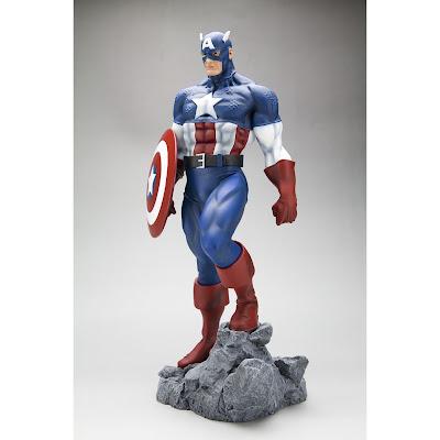 Captain America Statue-3