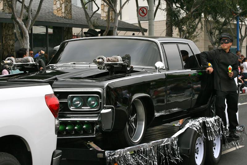 Green Hornet Black Beauty movie car