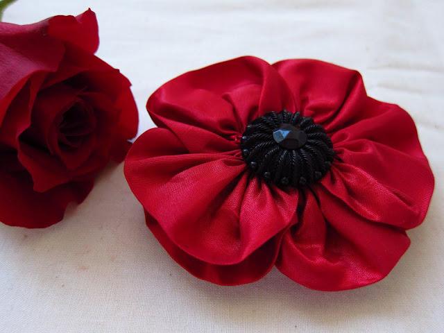 Цветок из фетра своими руками фото 183
