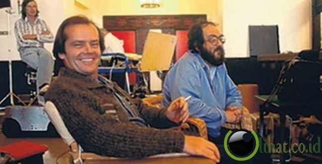 Kebengisan Stanley Kubrick di lokasi