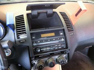 Nissan Maxima Dash Removal