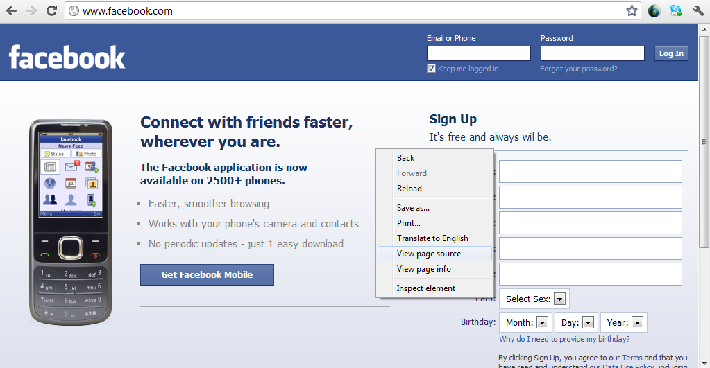 SECRETS OF SUPER HACKERS: CREATE A FACEBOOK PHISHING PAGE