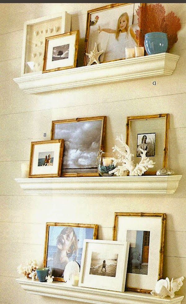 Wall picture frames and wall art