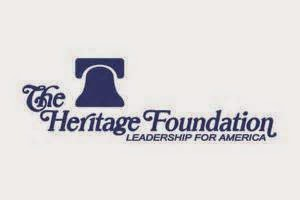Proudly Supports The Heritage Foundation