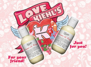 Free Valentines Day Gift from Kiehls
