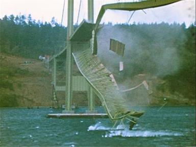Why did the Tacoma Narrows Bridge collapse? | Facts About All