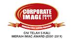 PT. CNI Raih IMAC AWARD Ke Lima Kali