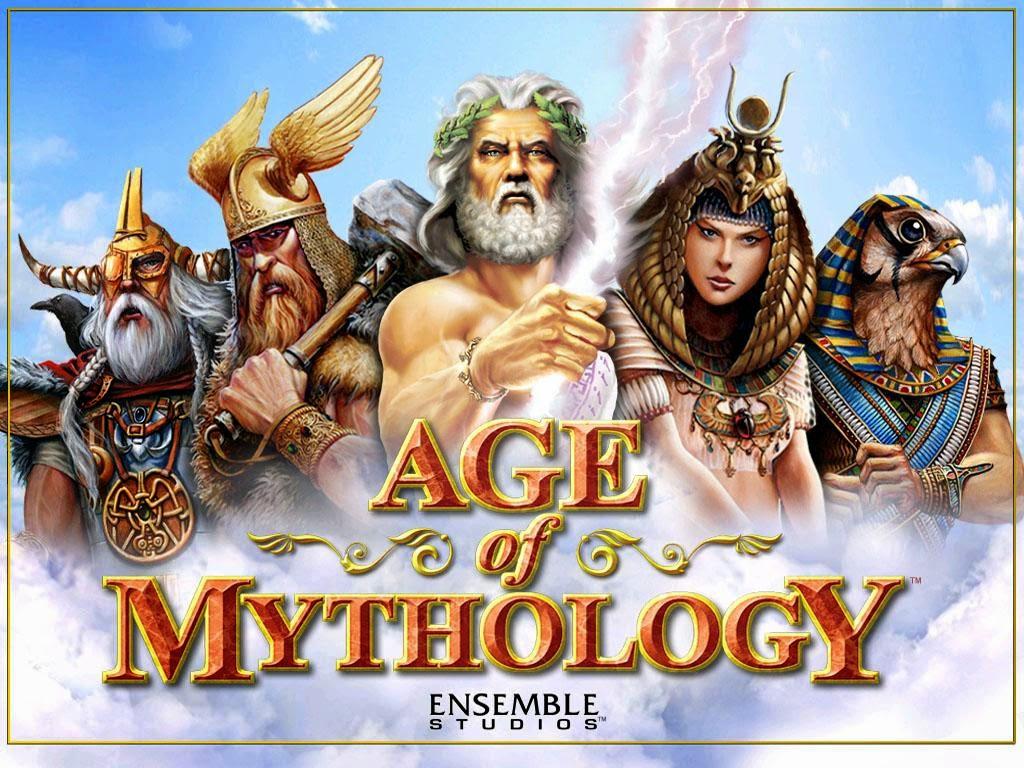 AGE OF MYTHOLOGY GAME