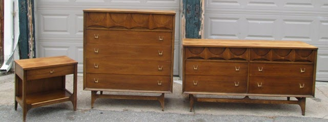 Inspirational Broyhill Brasilia Bedroom Set SOLD