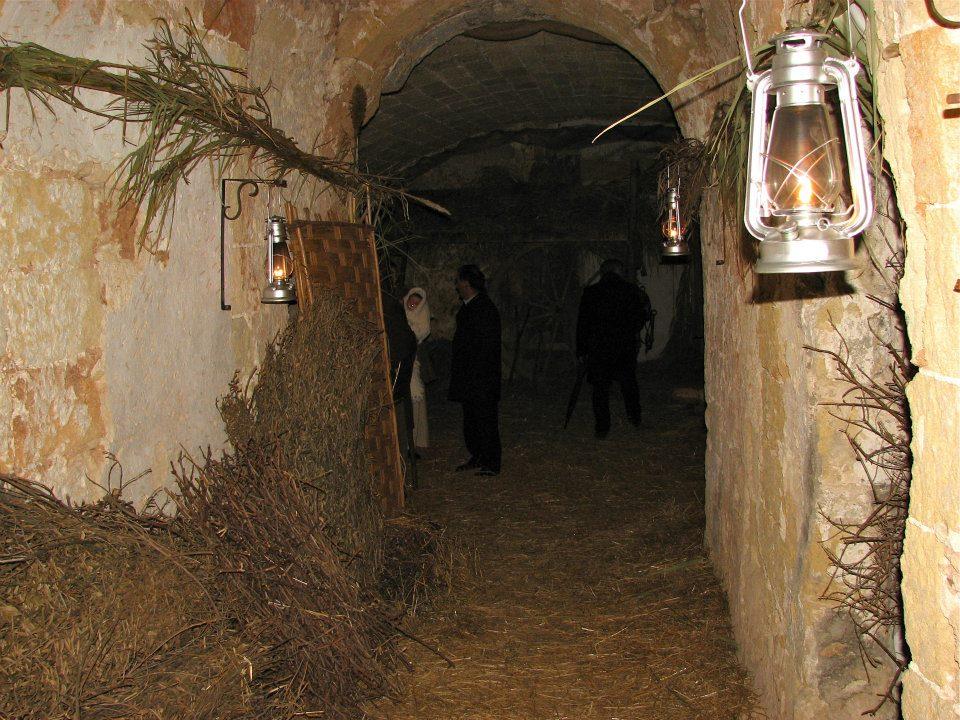 Nel borgo antico di specchia un presepe vivente all insegna della fede che conclude un dicembre - Specchia presepe vivente ...