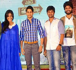 Yevade Subramanyam Success Meet Photos