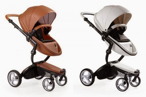 Mima Strollers and High Chair